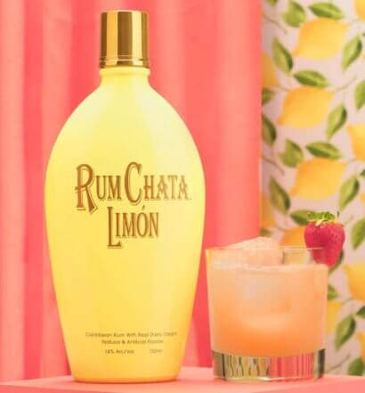 RumChata Strawberry Limónade, featured image