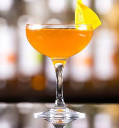 Sidecar cocktail, featured image