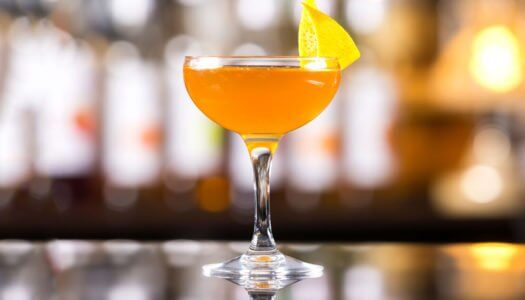 DRINK IN HISTORY: THE SIDECAR