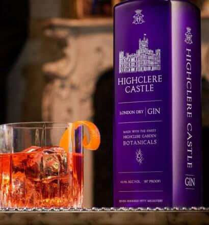 The Highclere Negroni, featured image