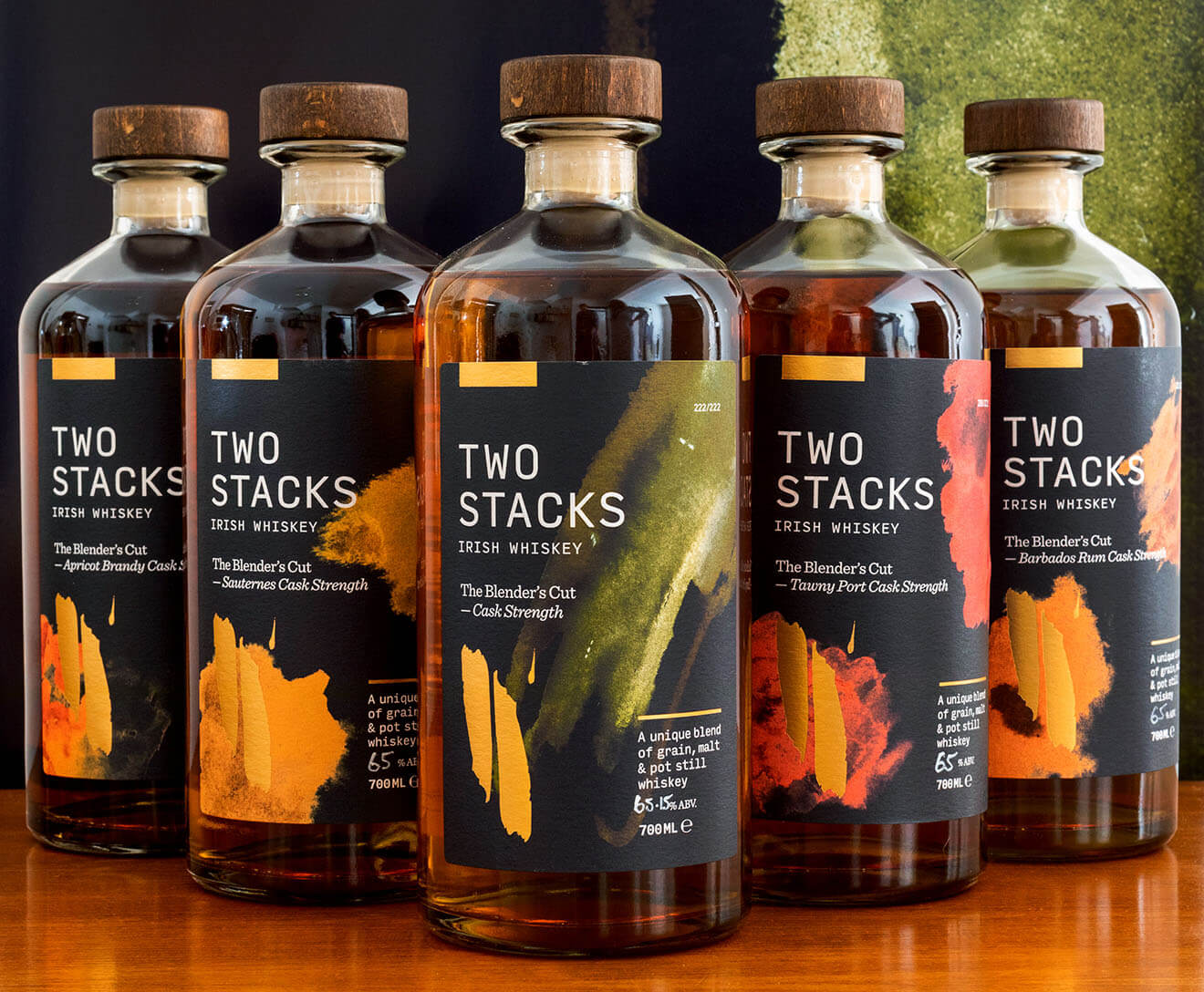 Two Stacks Cask Series