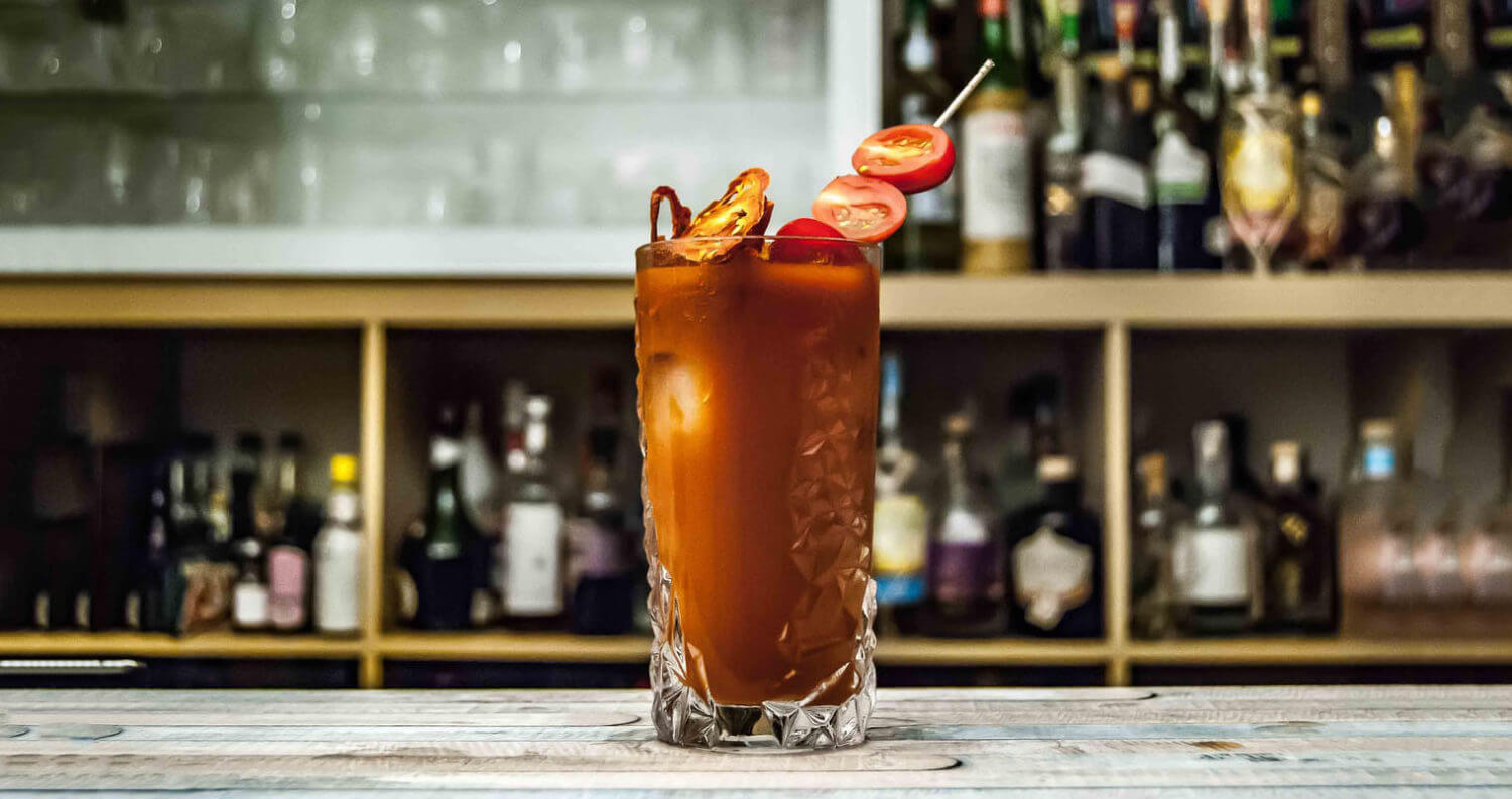 Harry's Bloody Mary, featured image