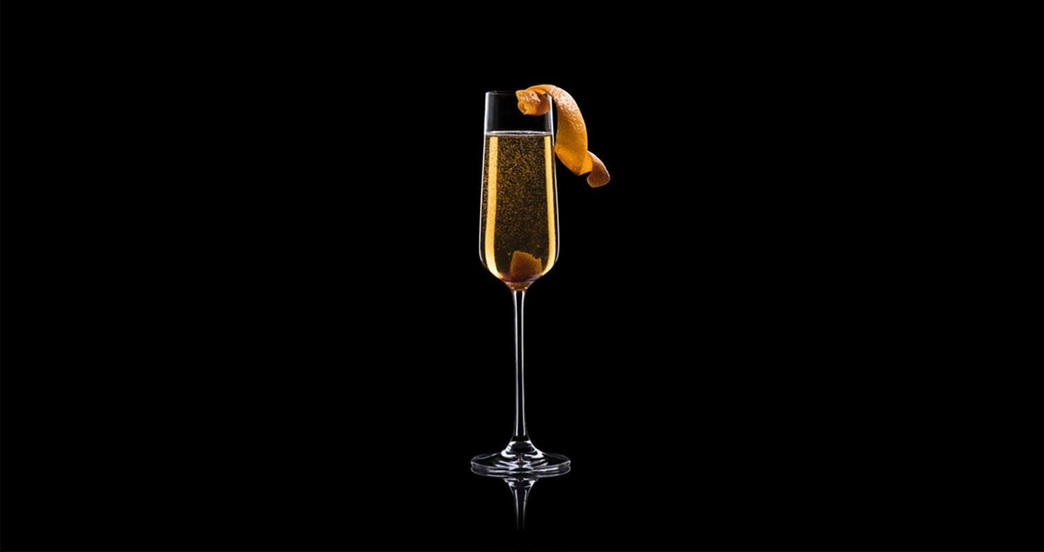 Sip on this Champagne Sparkler for the Oscars