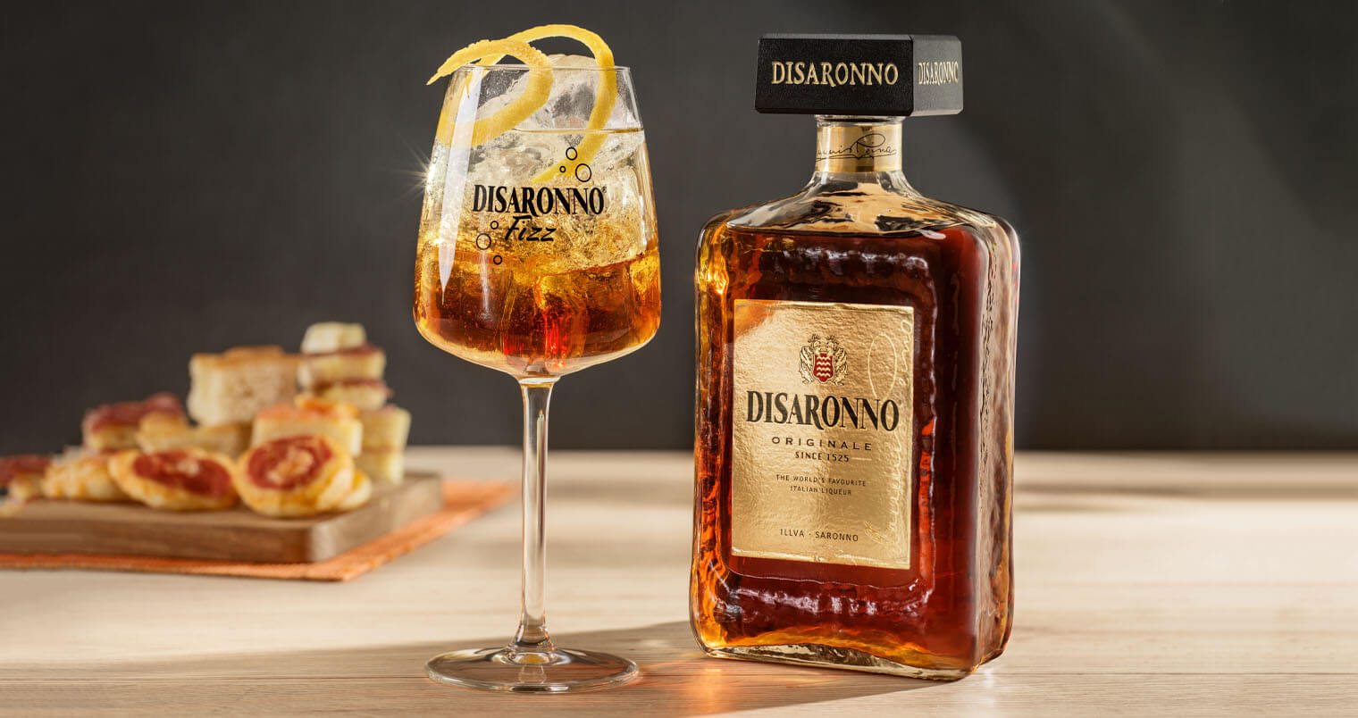 Disaronno Fizz for Disaronno Day , featured image