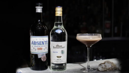 DRINK OF THE WEEK: DRIFT—AN AFTER-DINNER ABSINTHE STUNNER