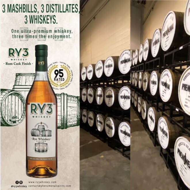 RY3 and casks