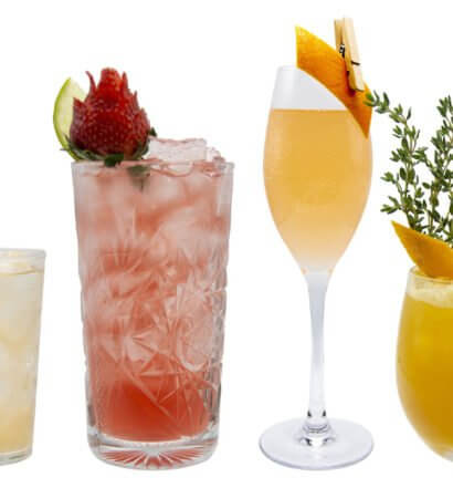 Monin Immunity Boosting Cocktails, featured image