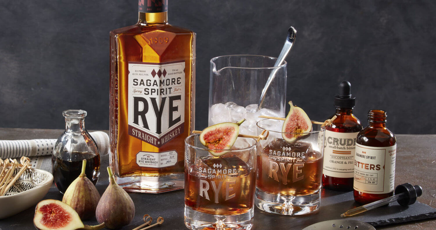 Sagamore Fig Old Fashioned