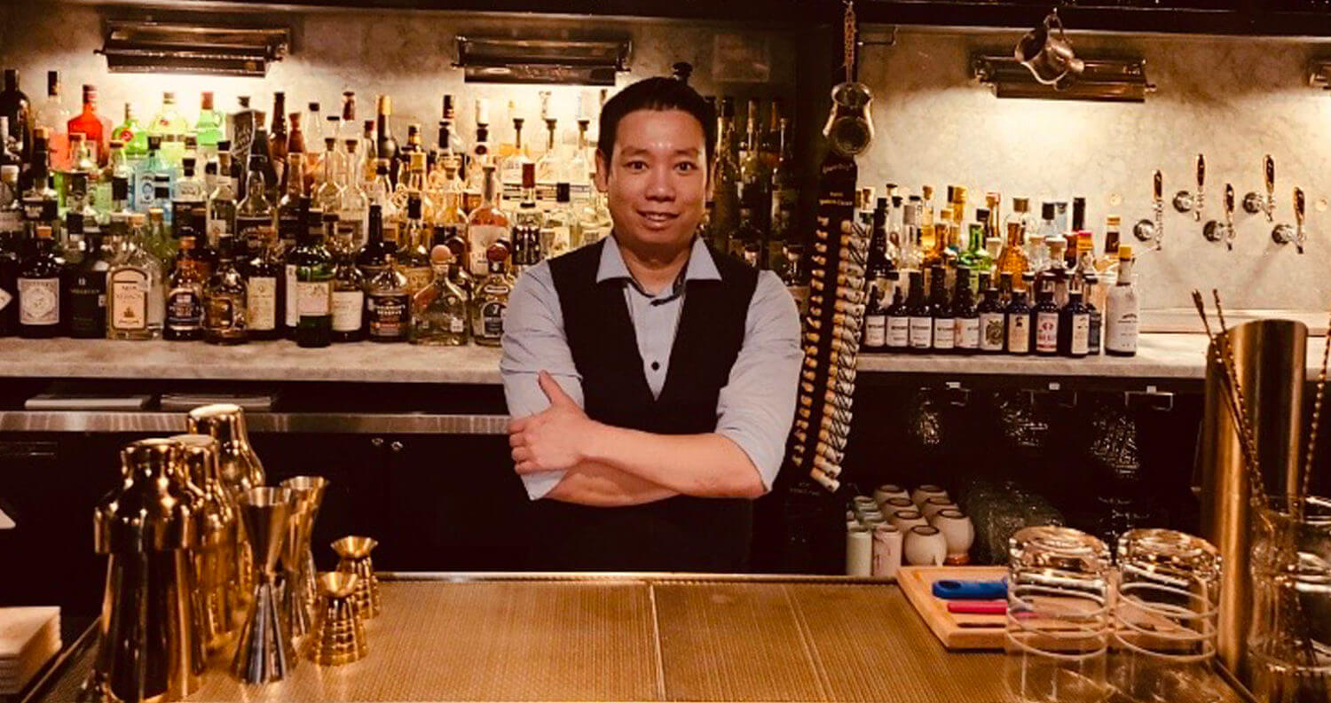 Bartender Trinh Quan Huy-Philip, featured image