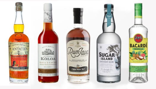 5 Flavored Rums You Need For Summer Cocktails