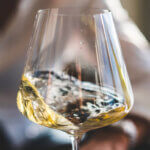 Glass of Chardonnay, featured image