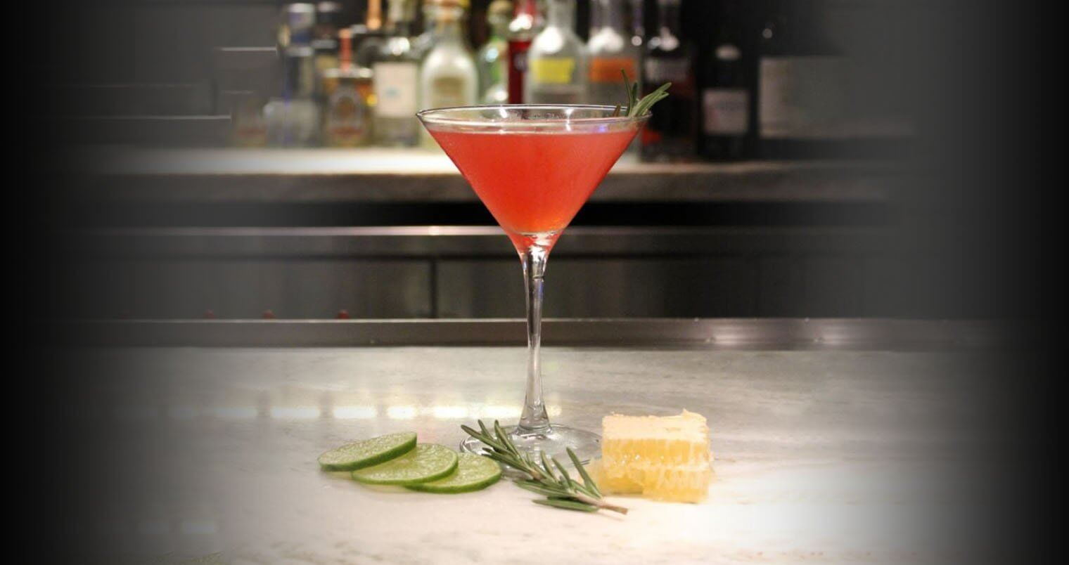 Honey-Kissed Cosmopolitan, featured image