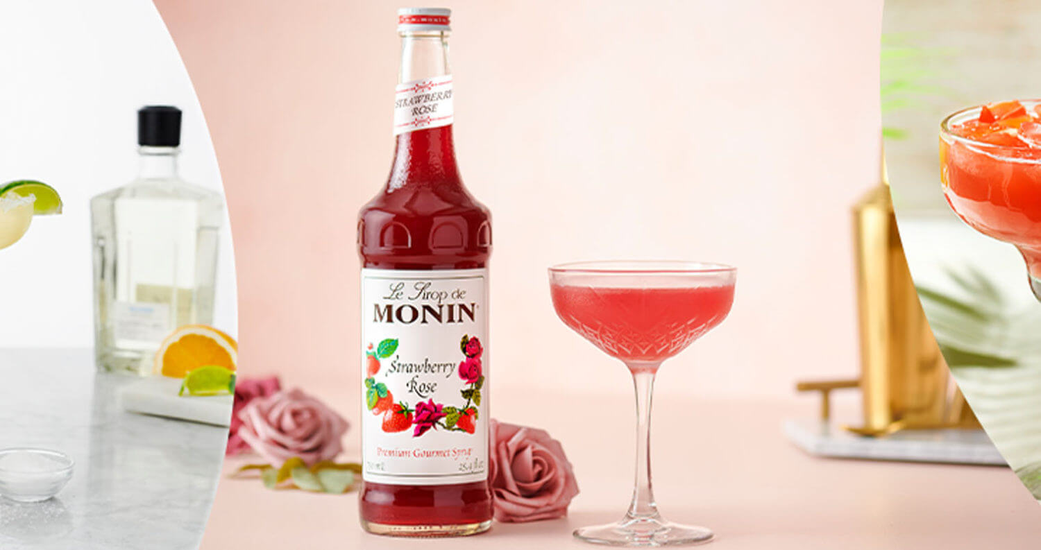 Monin Syrups, featured image