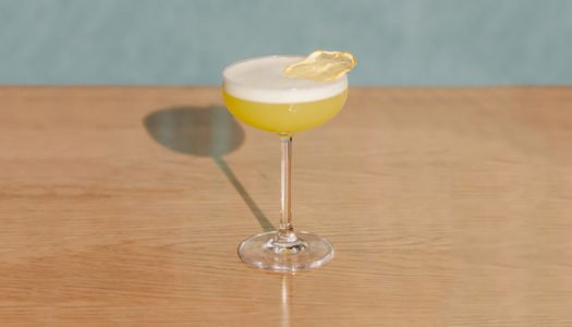 Drink in History: Pisco Sour