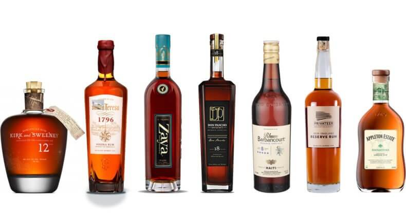 7 Sipping Rums, featured image