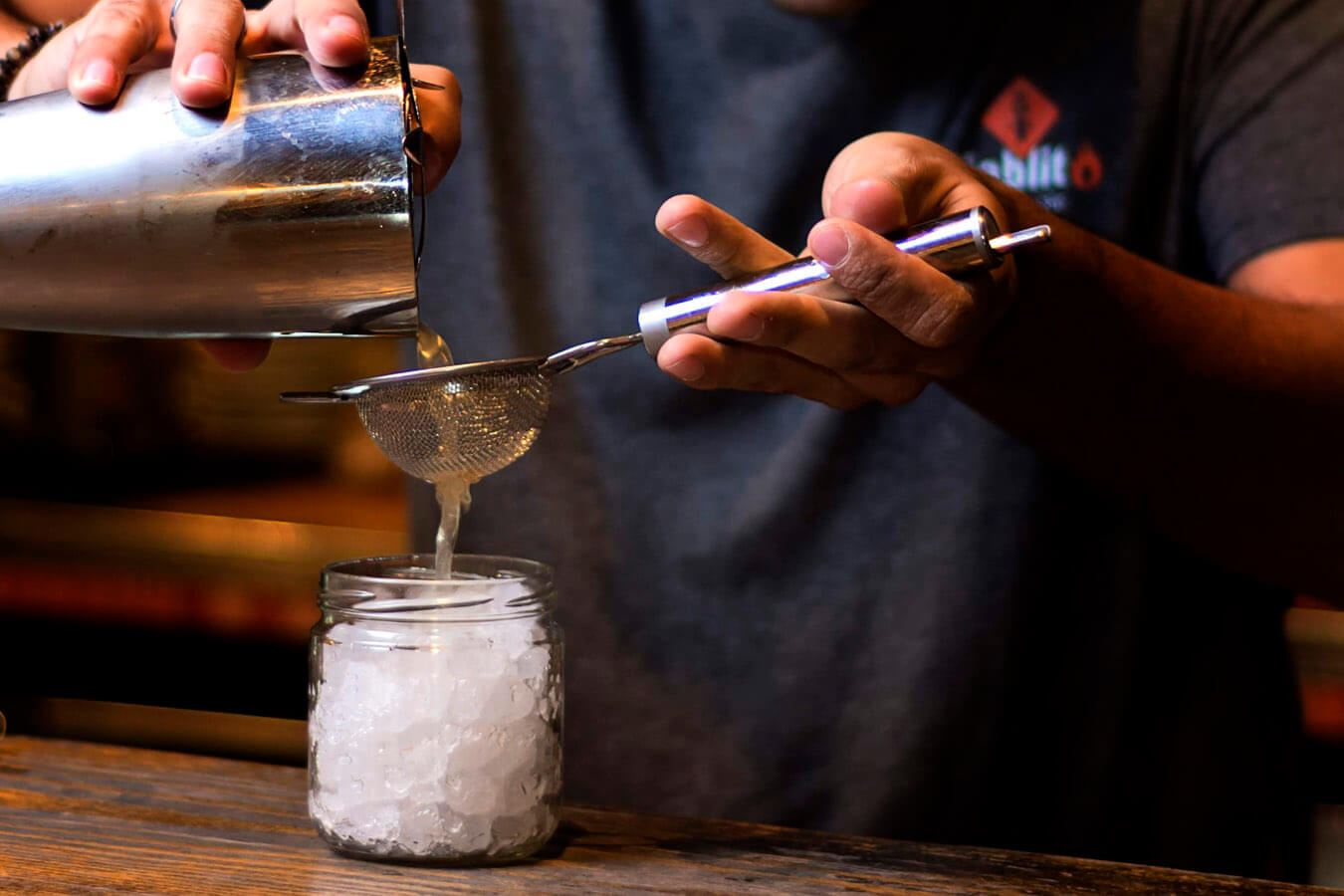 Using Ice in Cocktails