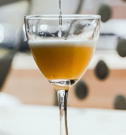 Yellowbelly Tepache De Pina Mimosa, featured image