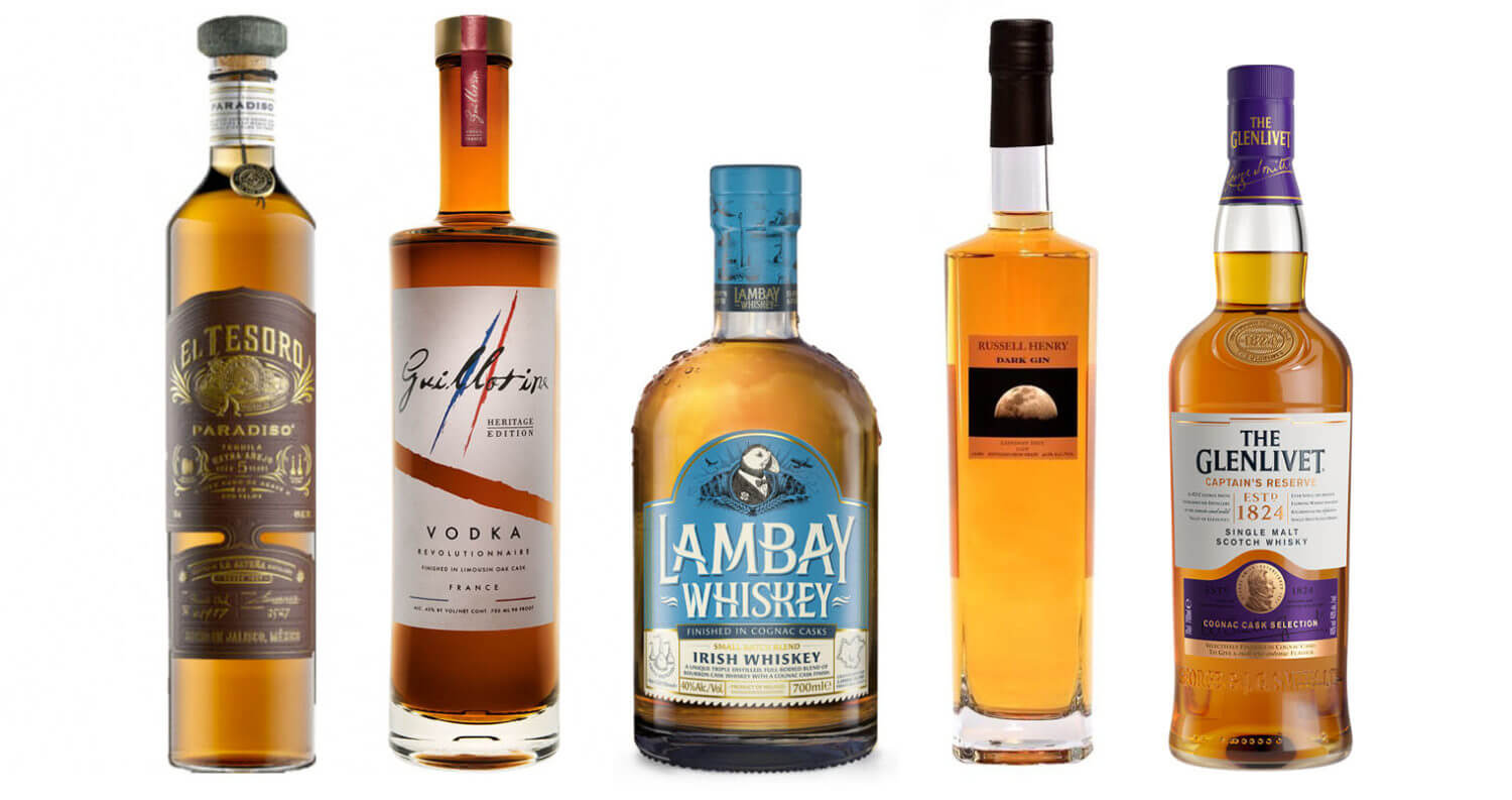 5 Cognac-Finished Spirits To Sip,featured image