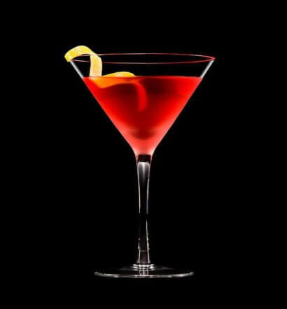 Cosmopolitan Cocktail, featured image