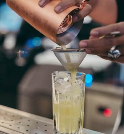 Double Straining Cocktails featured image
