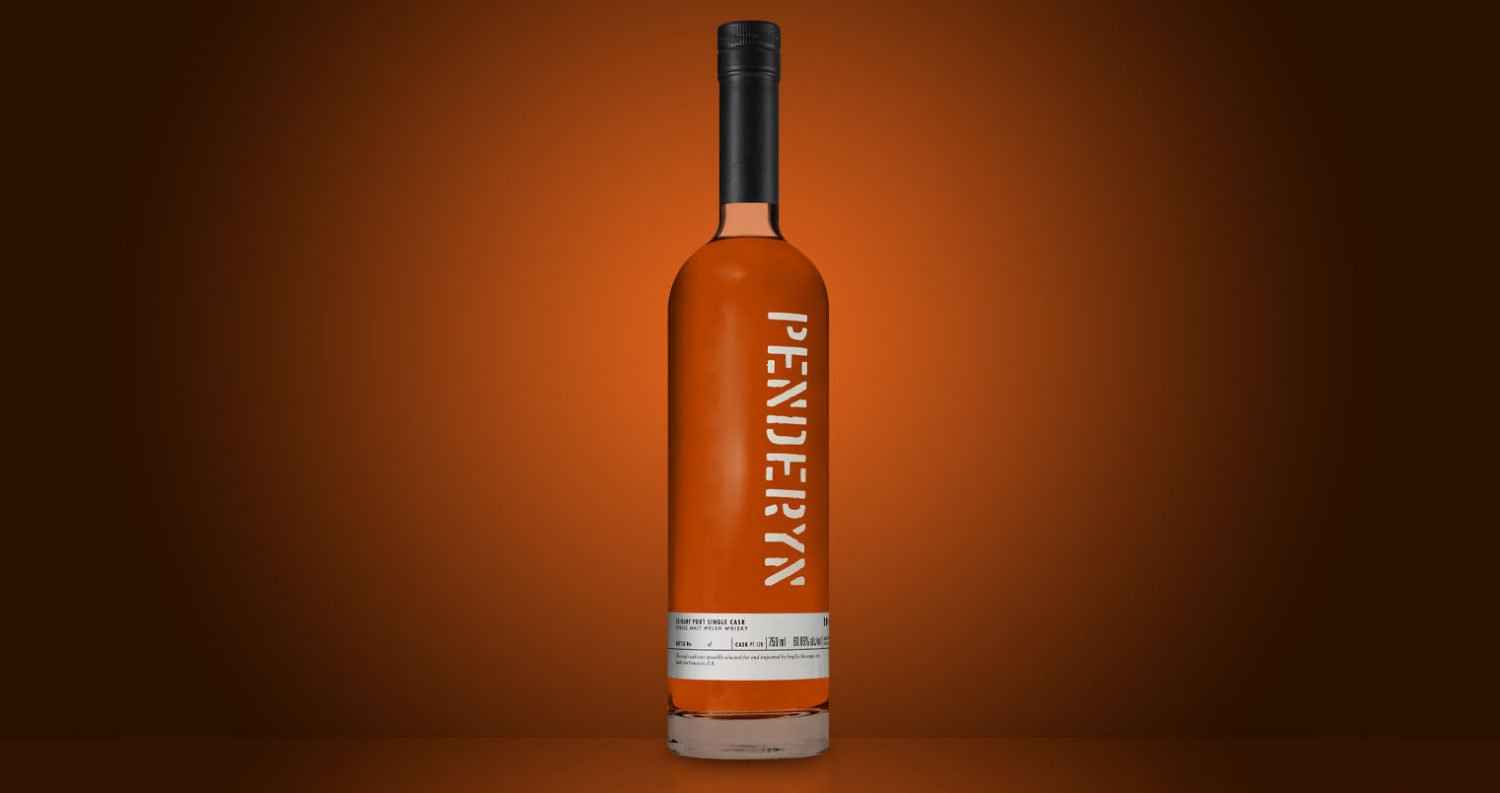 Penderyn 10 Year Old Ex-Ruby Port Single Cask, featured image