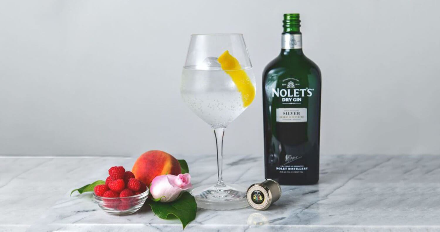 NOLETS Silver Gin and Soda featured image