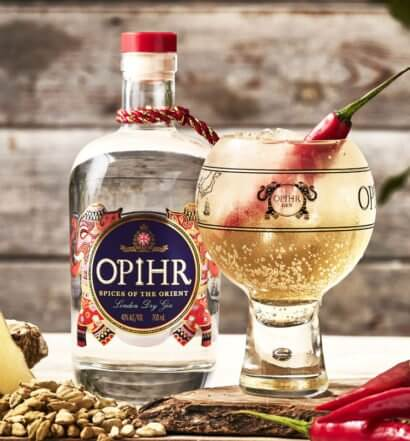 Opihr Gin & Ginger, featured image