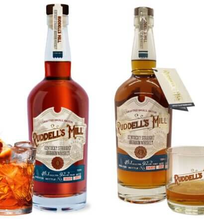 Ruddell's Mill Straight Bourbon From The Covered Bridges Whiskey Company, featured image
