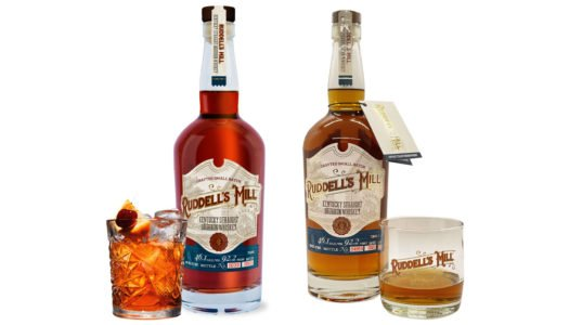 Get To Know Ruddell's Mill Straight Bourbon From The Covered Bridges Whiskey Company