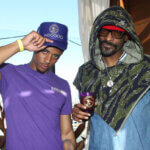 The King of Gin N Juice, Snoop Dogg & son Cordell Celebrate World Gin Day with his very own INDOGGO® Gin inside the INDOGGO® Cabanas featured image
