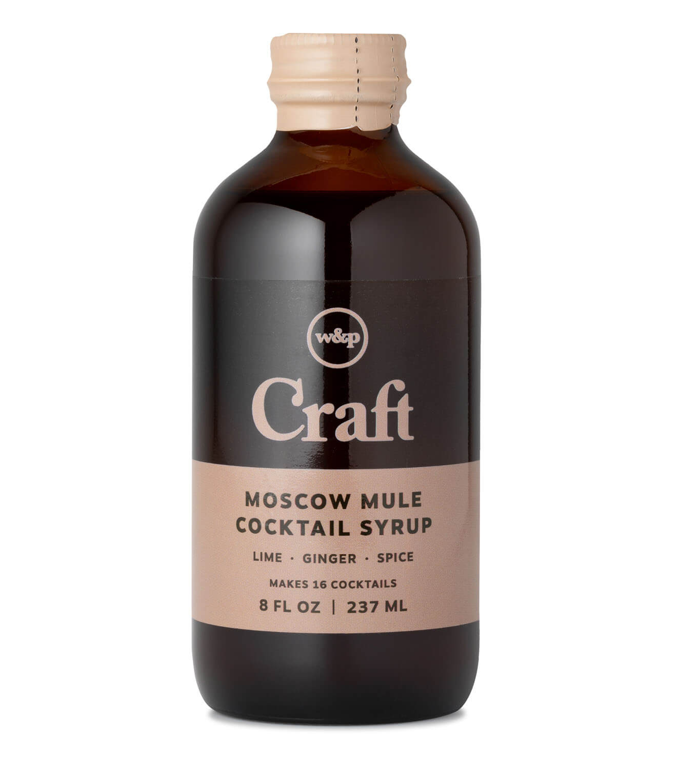 W&P Craft Cocktail Syrups