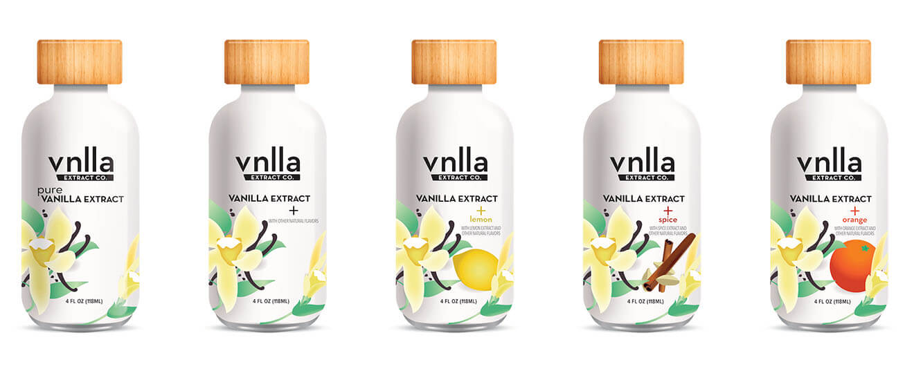 vnlla Extract Co. lineup