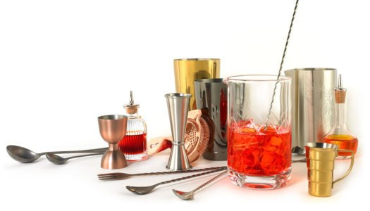 Bartender Abigail Gullo's Favorite Bar Tool in her Barfly Deluxe Mixology Gear Bag by Mercer