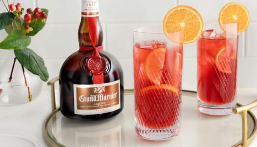 3 Grand Marnier Cocktails