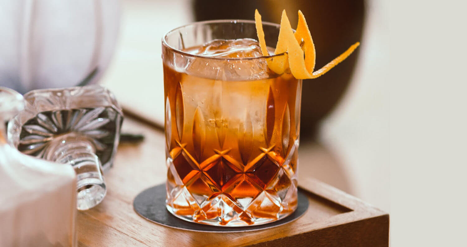 Island Old Fashioned, featured image