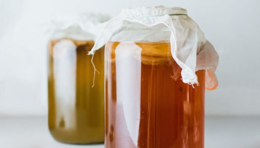 Why You Should Make Your Own Kombucha & Our Favorite Recipe