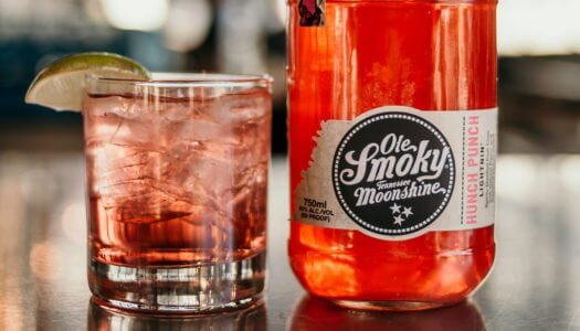 4 Cocktails with Ole Smoky Distillery