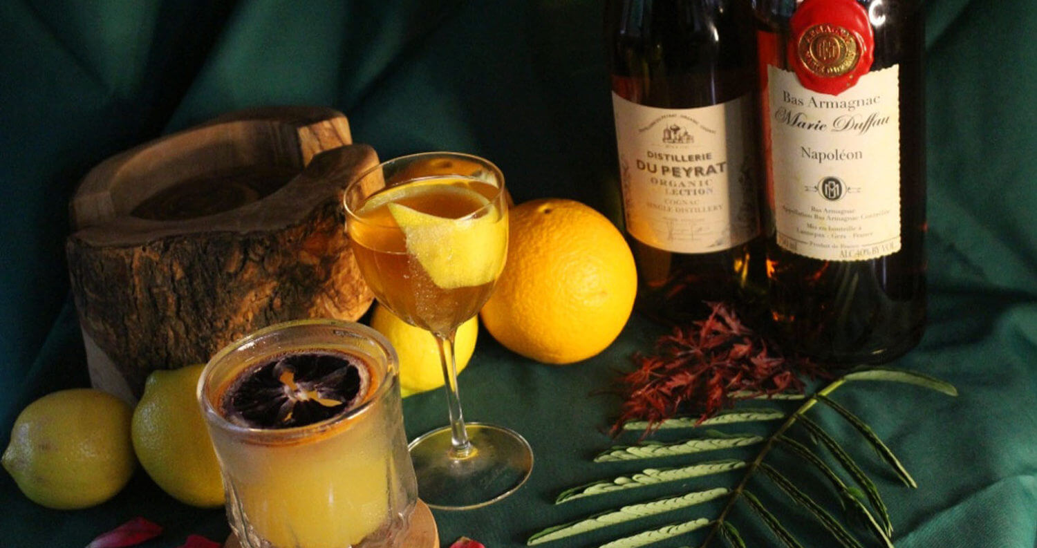 Cocktails for Bastille Day, featured image