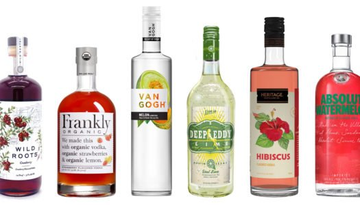 6 Flavored Vodkas You Need For Summer