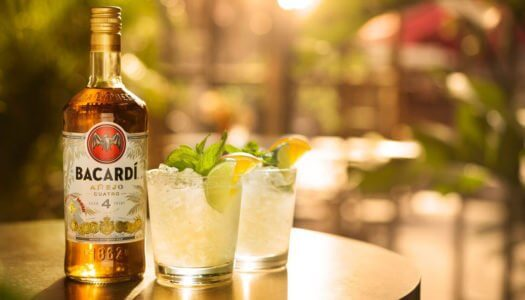 Celebrate National Rum Day with Bacardí Rum Reserva Ocho Sherry Cask Finish