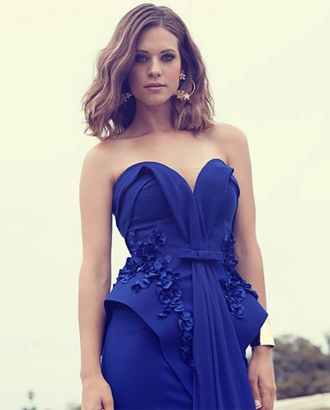 Chillin' With Lyndsy Fonseca