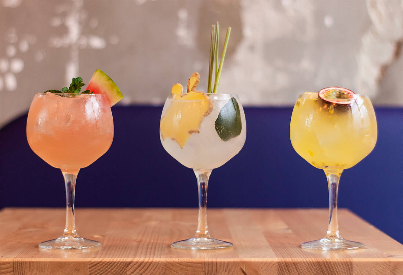 Tips for Competing Mixologists