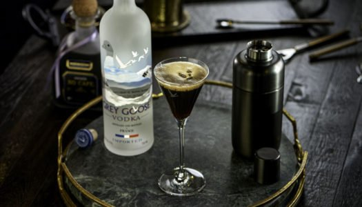 How To Make A Perfect Martini With Grey Goose