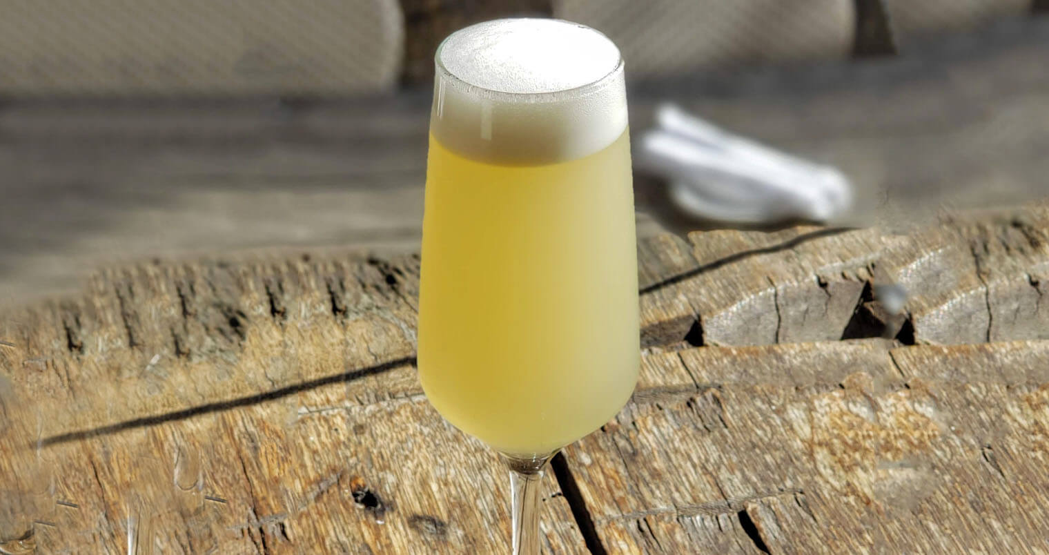 The French 75, cocktail, featured image
