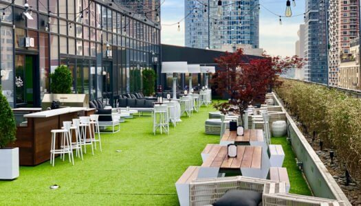 5 NYC Rooftop Bars to Visit