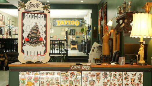 Sailor Jerry Supports Tattoo Artists With New Campaign