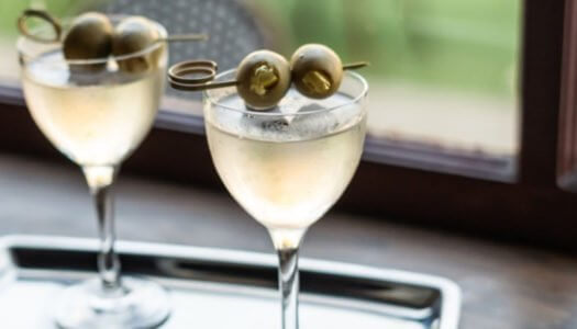 Drink of the Week: The Izzy's Martini