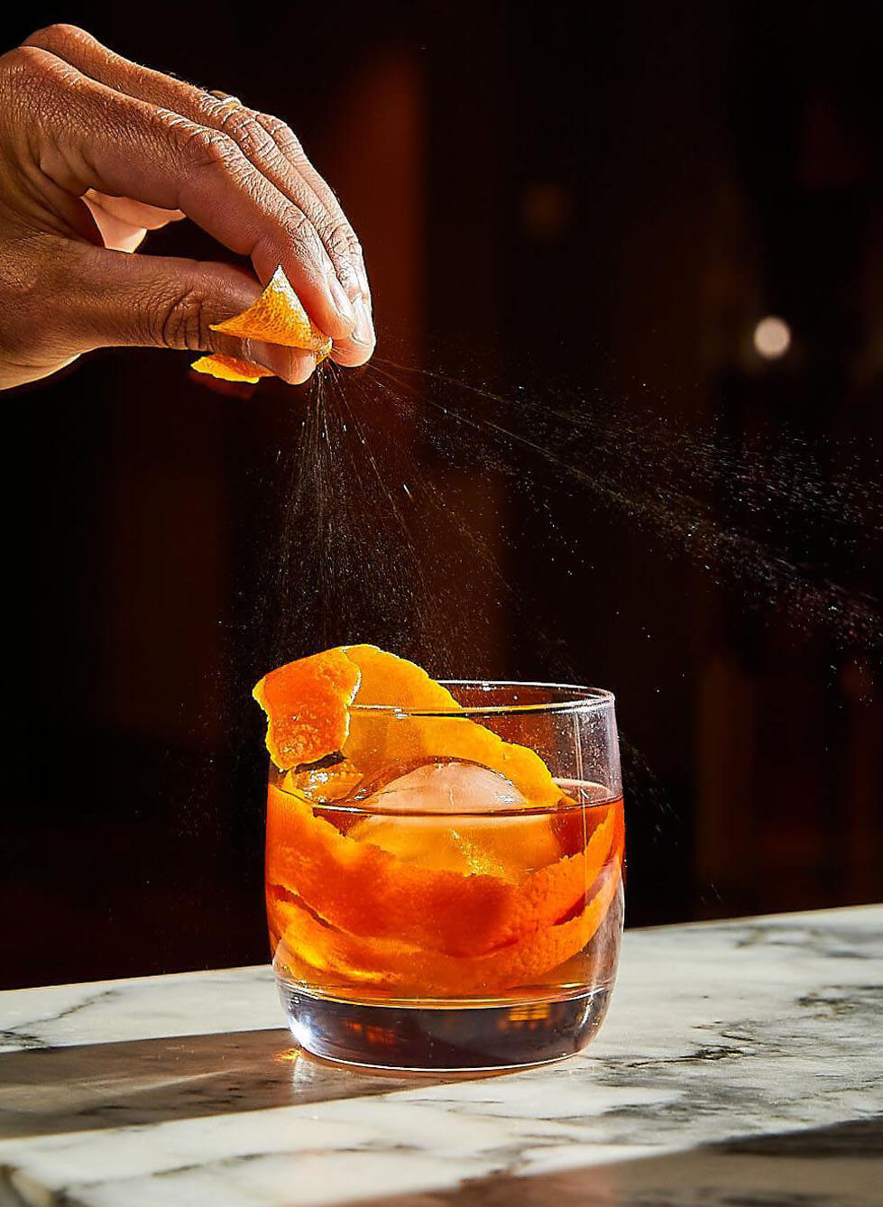American Bar & Grille - A Bit Old Fashioned