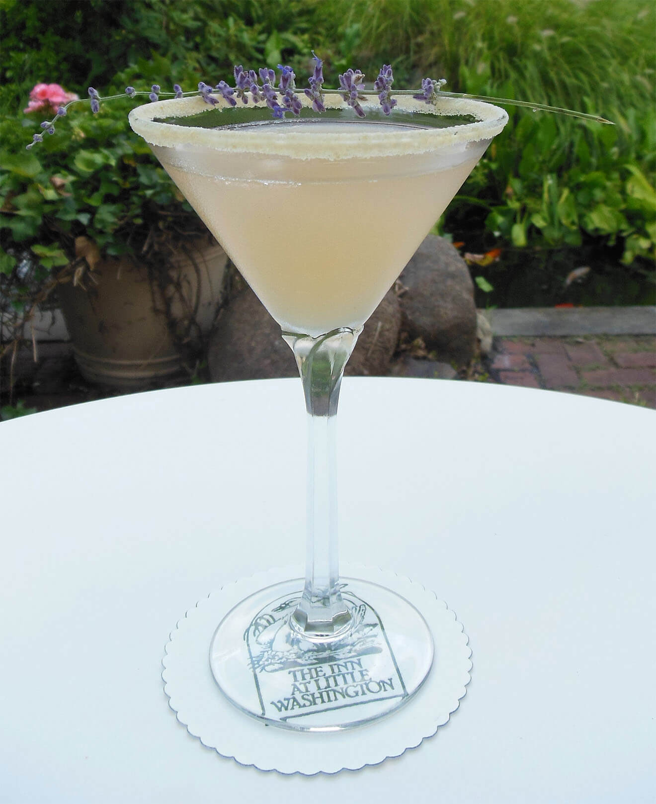 Bees Knees Created by The Inn at Little Washington