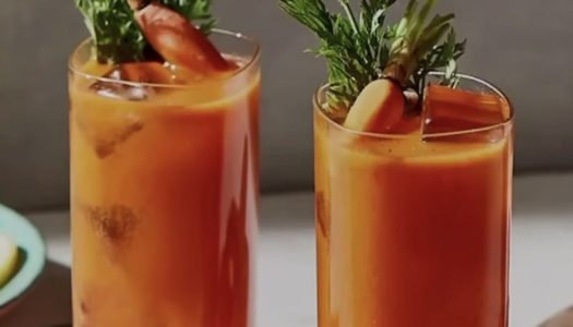 Drink Of The Week: The Carrot King